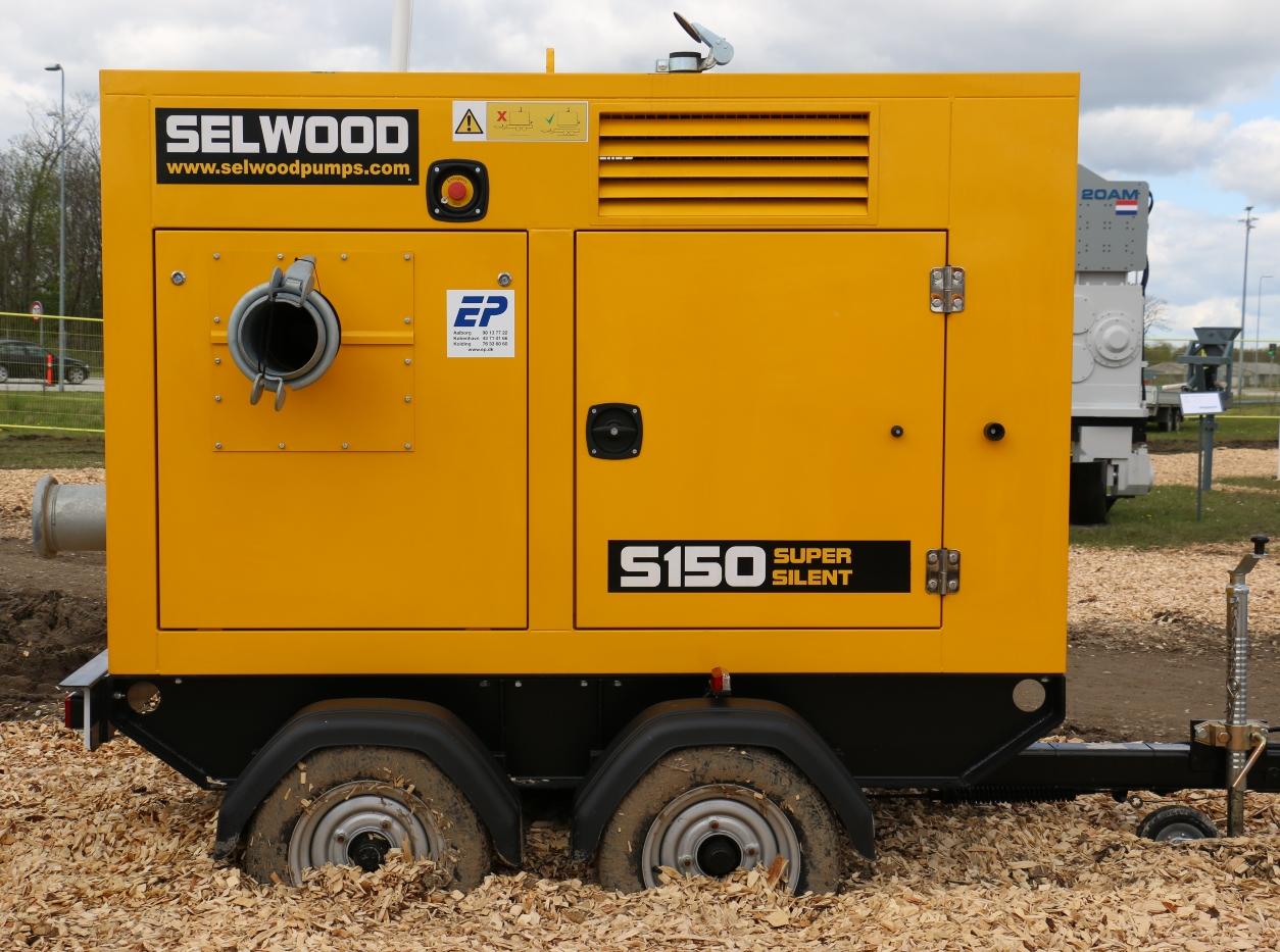 Pumpe Selwood S150